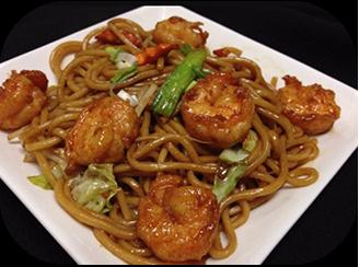 158. King Prawn Udon Noodles